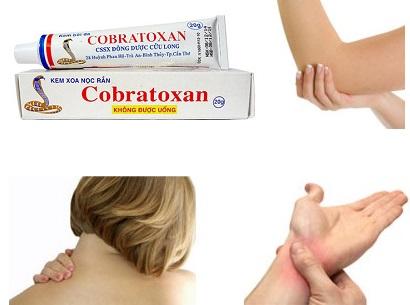 лечение травм кобратоксаном